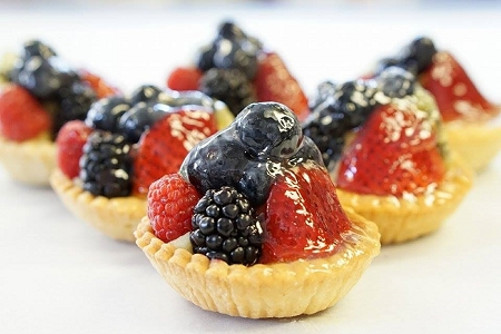 Small Fruit Tart