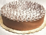 Chocolate Kiss Cake
