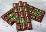 Peppermint Dark Chocolate Bar