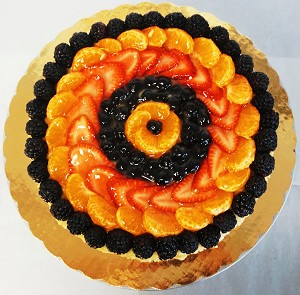 Fresh Fruit Tart (10 inch)