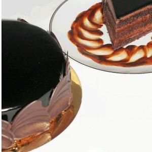 Whole Foods Belgian Chocolate Mousse Cake