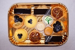 Small Pastry Tray 1/2 dozen