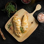 Chicken Breast- skinless raw 6 each