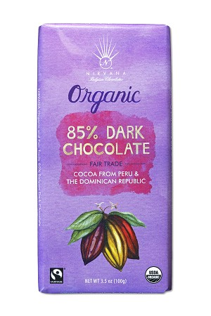 Nirvana- 85% Dark Chocolate